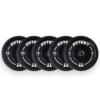 Bumper Preto / Disco de peso para treino de halterofilia da marca Fittest Equipment