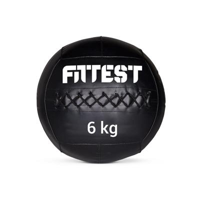 Wall Ball / Bola Medicinal Soft - Fittest Equipment