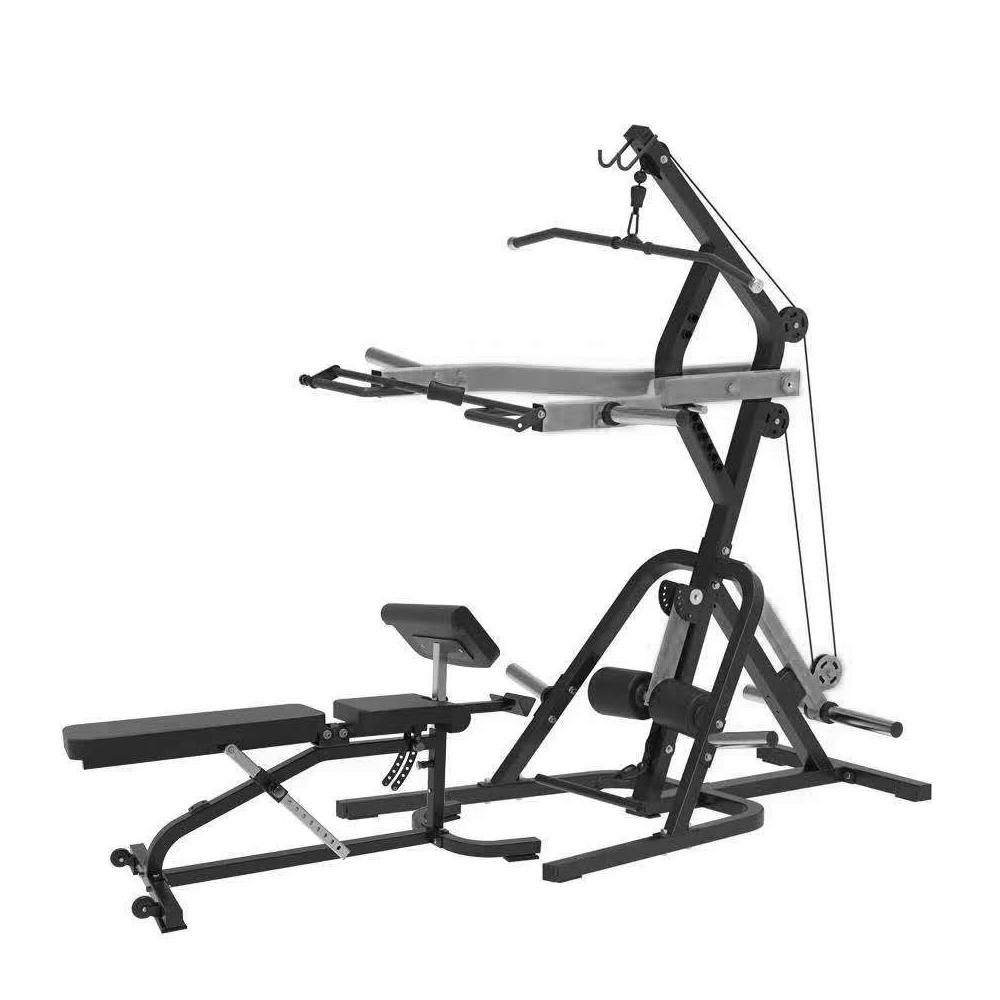 Multiestação Plate Loaded - Máquina de Musculação - Fittest Equipment