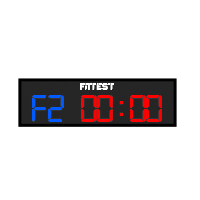 Timer Crossfit - Fittest Equipment