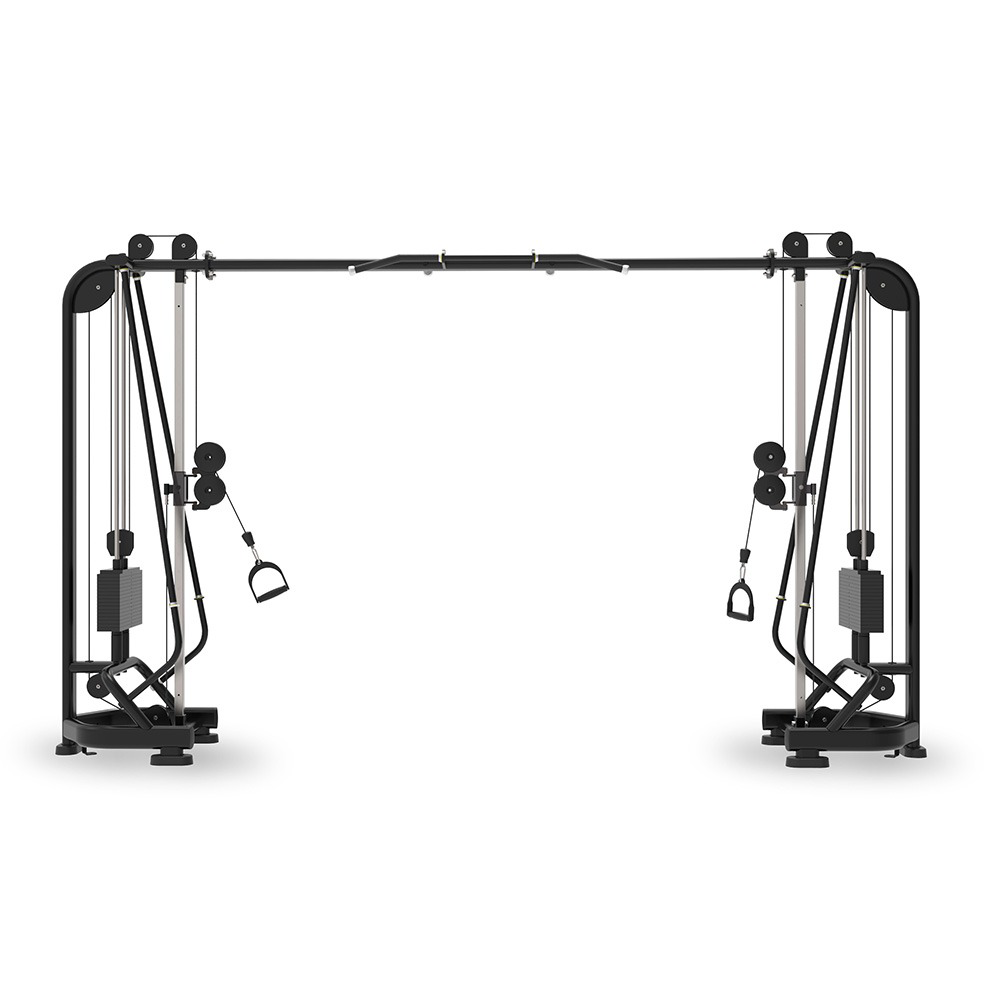 Máquina Crossover Pulley - Fittest Equipment