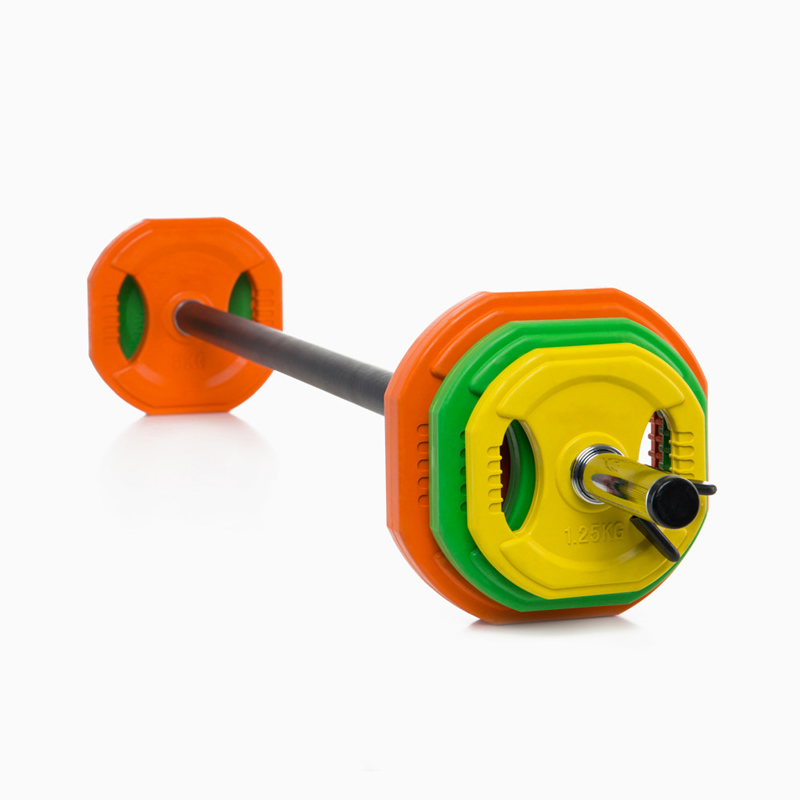 Kit Body Pump 20KG - Fittest Equipment